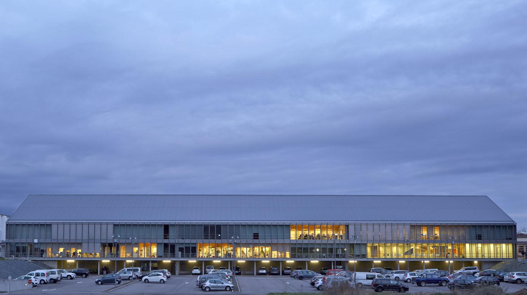 TOA Cité scolaire Heinrich Nessel Haguenau