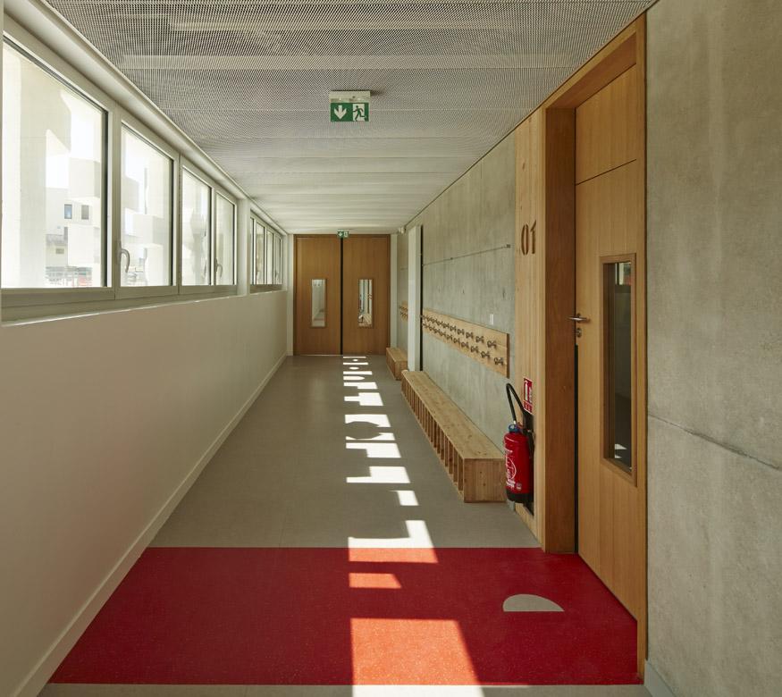 TOA Groupe scolaire Jacqueline de Romilly Saint-Cyr l'Ecole