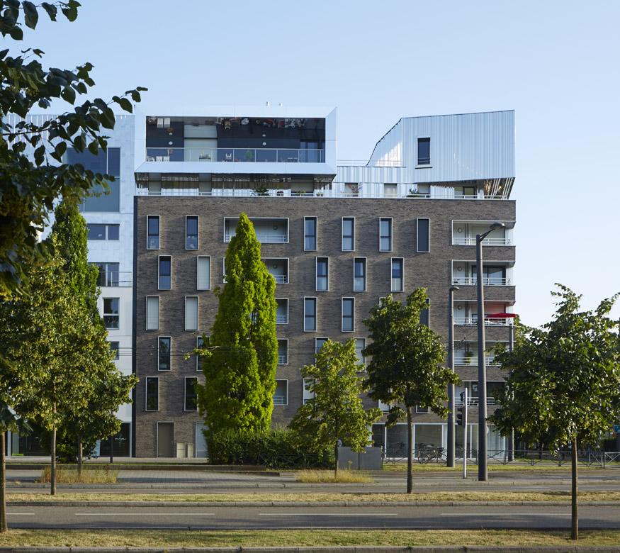 TOA Logements Nova ZAC Etoile Strasbourg